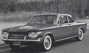1960 Chevy Corvair Monza 900