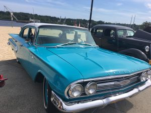 Fully restored 1960 Chevrolet Bel Air