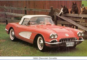1958 Chevy Corvette