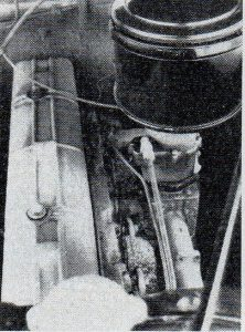 1941 Chevy 216.5-cid ohv six