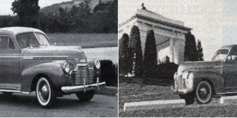 The 1941 Chevrolet