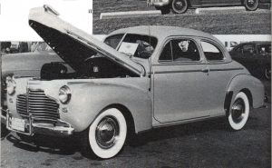 1941 Chevy Special De Luxe Coupe